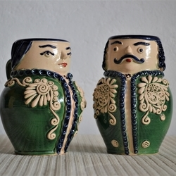 Human-shaped Jars